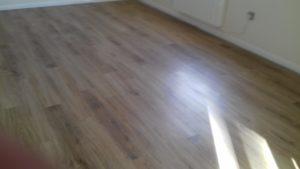 Laminate Floor Mopping