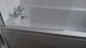 Bath Glass Cleaning